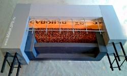 Модель бетонного перекрытия