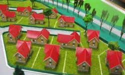 Коттеджный поселок в Рублево_1