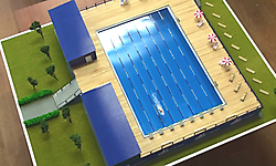 Открытый бассейн ПТК Спорт