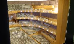 Макет новой сцены Мариинского театра