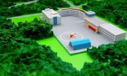 Спасательный центр МЧС в пос. Огоньки