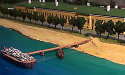 Исторический макет Императорского фарфорового завода_7